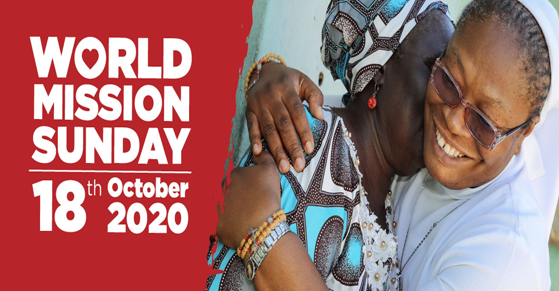 October Month of the Missions...World Mission Sunday October 18th 2020