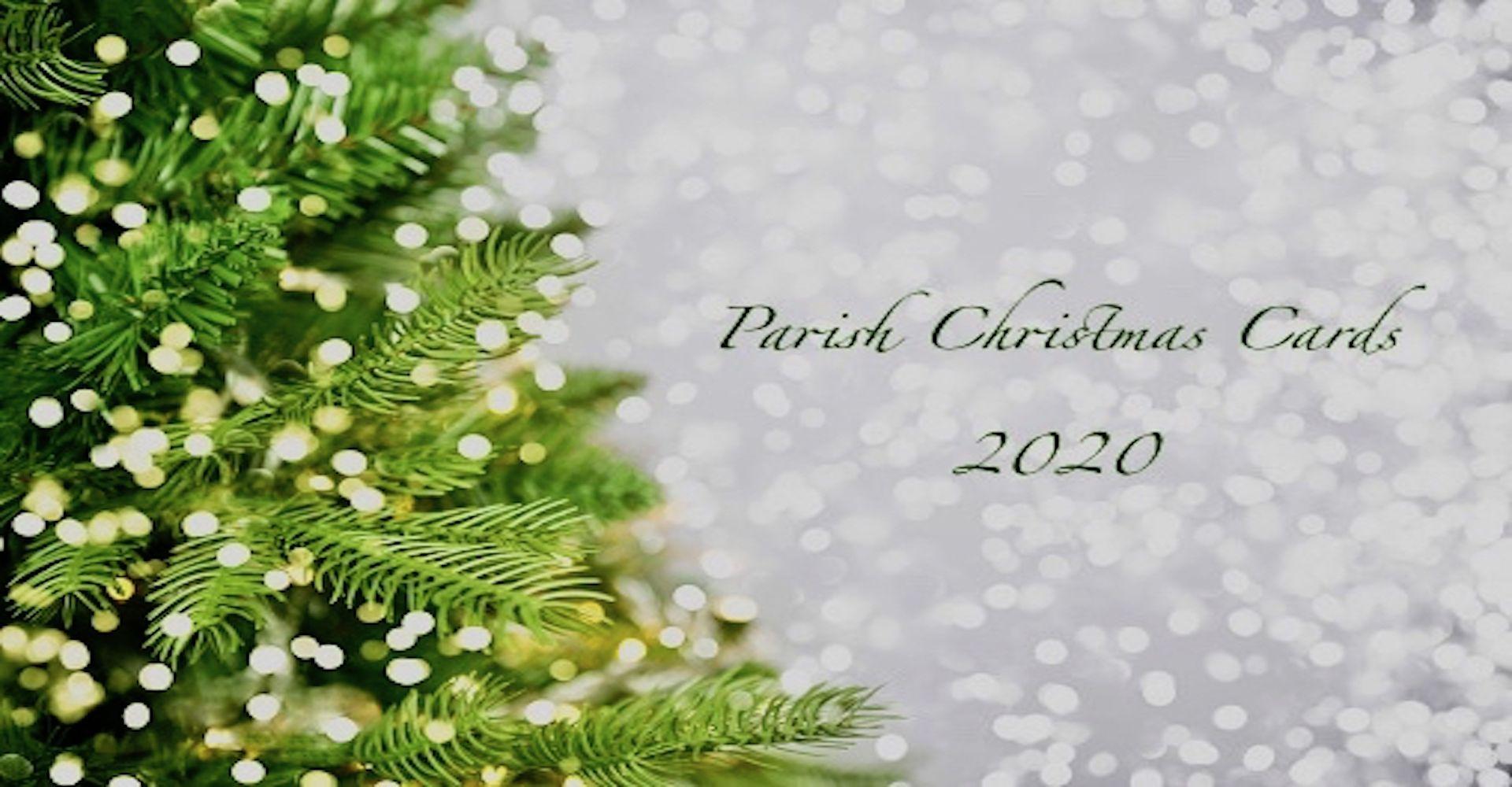 Ferrybank & Slieverue Parish Christmas Cards 2020- click for more details