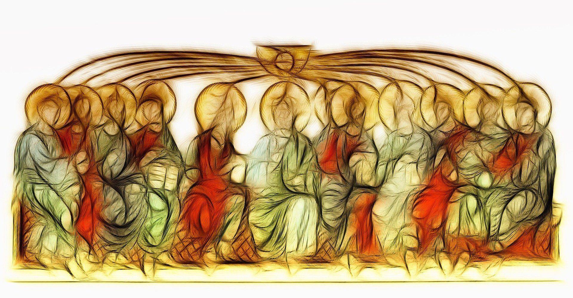 Novena of prayer in preparation for Pentecost